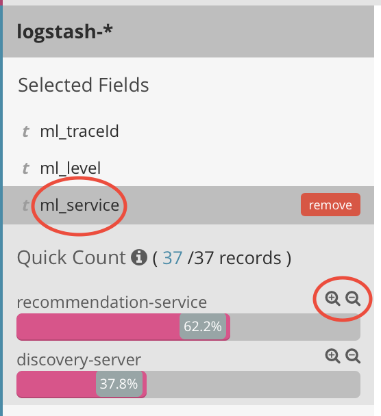 Building Microservices, part 8  Centralized logging with the ELK