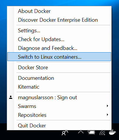 Create multi-platform Docker images | Callista Enterprise