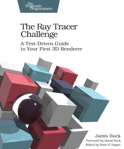 Ray Tracer challenge